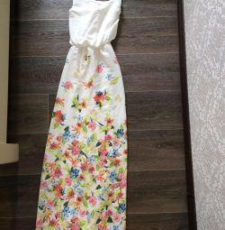 Rochie nouă pe podea