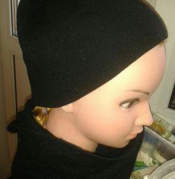 Καπέλο και κασκόλ
