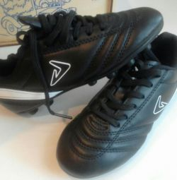 New cleats