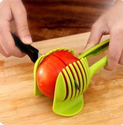 Suportul pentru tăierea legumelor și fructelor