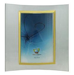 Photoframe GT (glass) 10x15 cm, curved