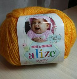 Yarn Alize Baby Wool