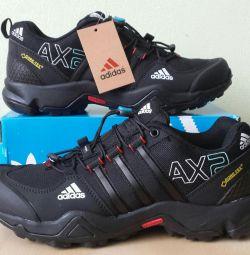 Кроссовки Adidas terrex Gore-tex AX-2
