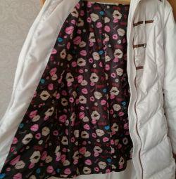 Down jacket winter 46razm. EXCHANGE / SALE