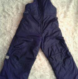 Jacheta de iarna + pantaloni