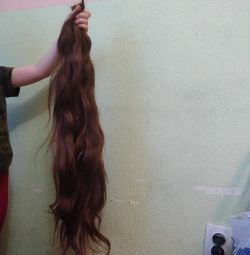коса з натуральних волосся
