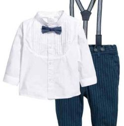 Suit for boy