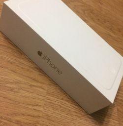 İPhone 6 bir kutu
