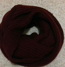 Scarf-Clamp