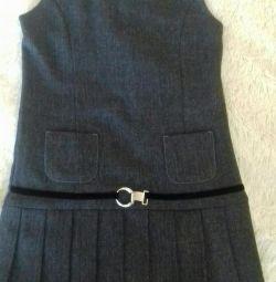 New sarafan for schoolgirls