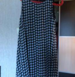 Плаття і блузка