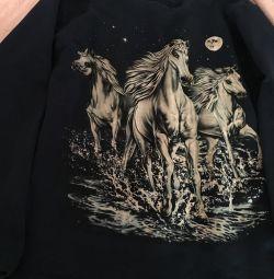 Tricou pentru copii cu mâneci lungi