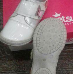 Pantofi din piele Betsy noi