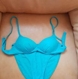 Swimsuit color sea water Italy