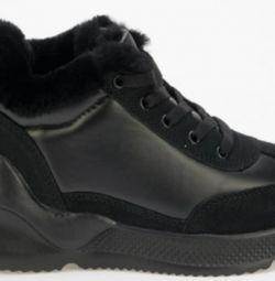 Yeni Strobbs spor ayakkabısı (kış)