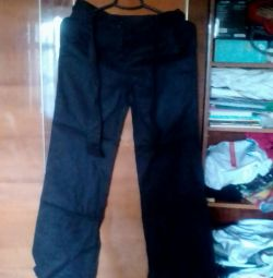 Pants are almost new