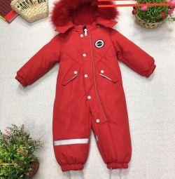 Χειμερινά κοστούμια αγόρι κορίτσι