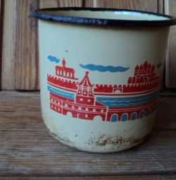Mug from the USSR