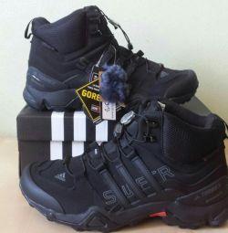Кроссовки Adidas Terrex Swif TR зимние