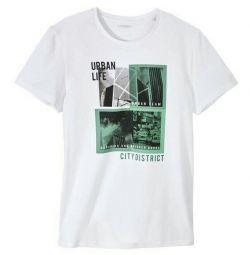 T-shirt pentru bărbați Germania