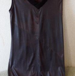 φόρεμα στο πουκάμισο