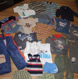 Things for a boy 3-4 years.