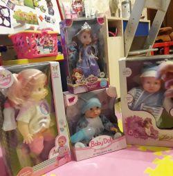 Διαδραστικές κούκλες, κούκλες μωρών