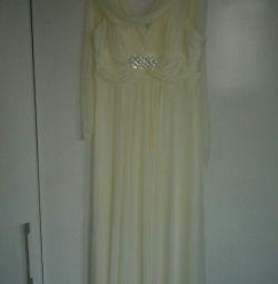 Φόρεμα το βράδυ (γάμος) των ΗΠΑ συν ένα δώρο