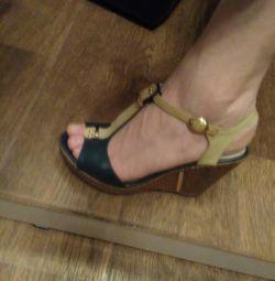 Sandale, noi. 38