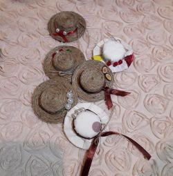 Pălării miniatură