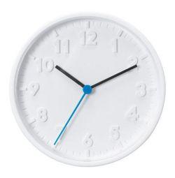 Wall clock 20 cm. Silent. Sweden.