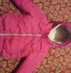 Geacă jos / geacă pentru copii, iarnă 80-90
