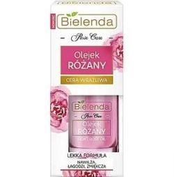 Rose πετρέλαιο προσώπου Rose Care Bielenda