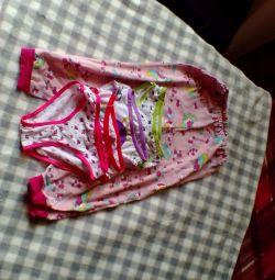 Штанишки от пижамы трусики