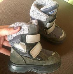Μπότες μεμβράνη Larsy παιδιά 21τ.