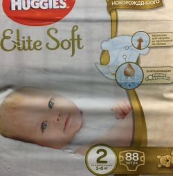 Huggie elite soft