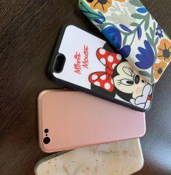 Чохли IPhone 6S