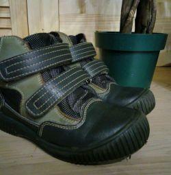 Μπότες Skorohod, r. 29. Εσωτερική σόλα 18,5 cm
