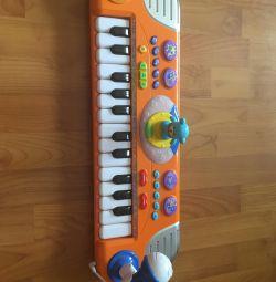 Çocuk müzik merkezi