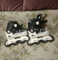 Rollers for a child 4-5 years old