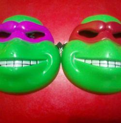 Ninja scoop mask