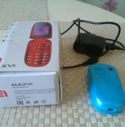 Сотовый телефон MAXVI E1