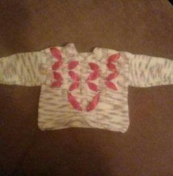 Bebekler için bluz