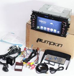 Штатная 2Din Магнитола Ford GPS/WiF
