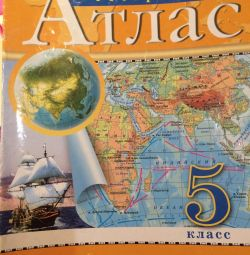 Atlas on geography grade 5