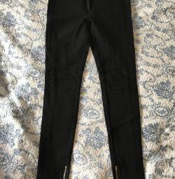 Чeрные брюки Balmain