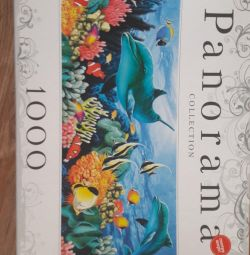 Puzzle pe 1000 de detalii