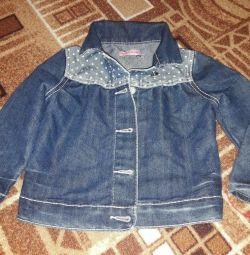 Jachetă denim
