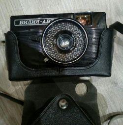 Вілія- авто фотоапарат