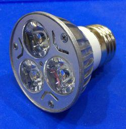 Bulb E27 3W 230v white